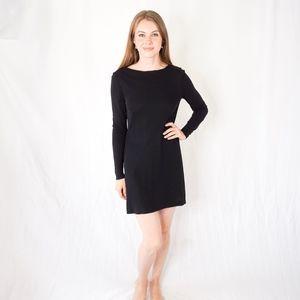AKRIS BERGDORF GOODMAN Black Mini Dress 0692